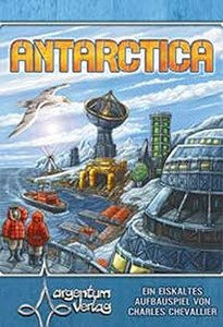 Argentum ARG00019 - Antarctica, Brettspiele