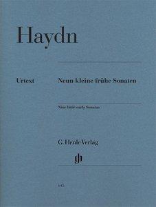 Neun kleine frühe Sonaten