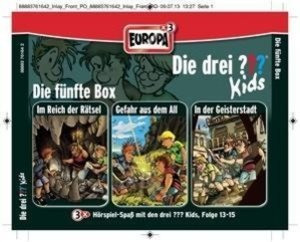 Die drei ??? Kids. 3er Box - Folgen 13-15 (drei Fragezeichen)