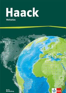 Der Haack Weltatlas für Sekundarstufe 1. Ausgabe Berlin und Bran