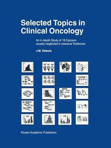 Selected Topics in Clinical Oncology