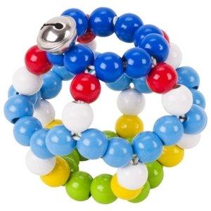Greifling Elastik Ball, blau