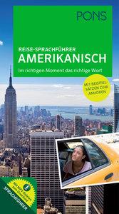 PONS Reise-Sprachführer Amerikanisch