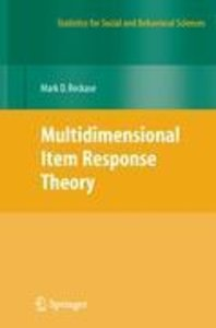 Multidimensional Item Response Theory