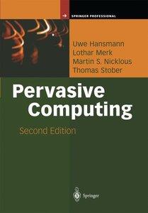 Pervasive Computing Handbook
