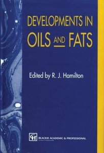 Developments in Oils and Fats