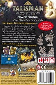 Heidelberger Spieleverlag HE406 - Heilige Quelle, Erweiterung