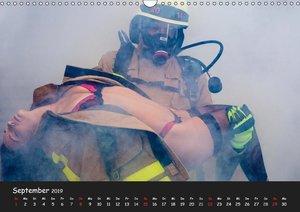 Feuerwehrkalender II - Erotische Fotografien von Thomas Siepmann