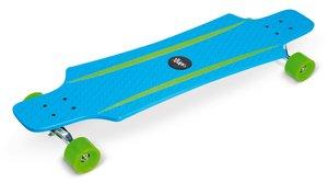 Longboard PP-Flex ABEC 7 blau