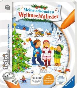 Ravensburger 6816 tiptoi Meine schönsten Weihnachtslieder