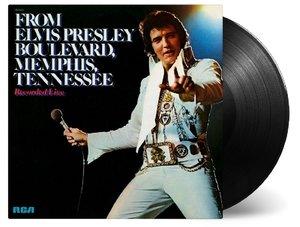 From Elvis Presley Boulevard,Memphis