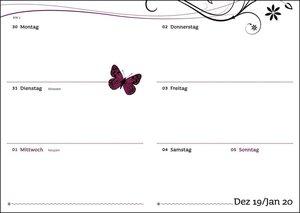 Ranke 17-Monats-Kalenderbuch A5 Kalender 2020