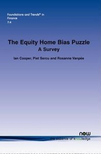 Equity Home Bias Puzzle