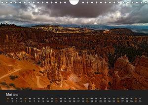 USA - Grandioser Südwesten (Wandkalender 2019 DIN A4 quer)