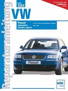 VW Passat Limousine/Variant/ syncho Baujahr 1999 - 2002