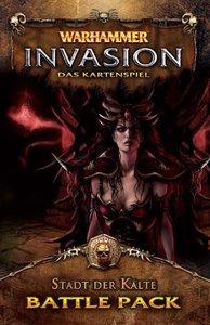 Asmodee FFGD2125 - Warhammer Invasion: Stadt der Kälte, Battle P