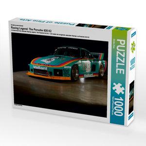 Ein Motiv aus dem Kalender Racing Legend: The Porsche 635 K2 100