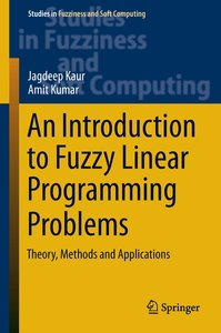 An Introduction to Fuzzy Linear Programming Problems