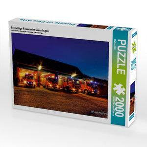 Freiwillige Feuerwehr Cremlingen 2000 Teile Puzzle quer