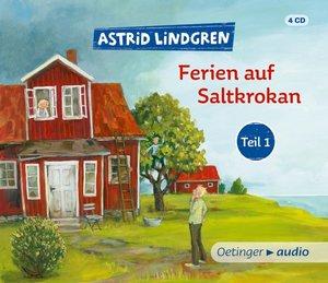 Ferien auf Saltkrokan Teil 1, 4 Audio-CDs