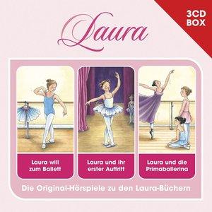 Laura-3-CD Hörspielbox Vol.1