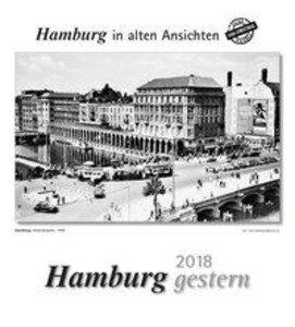 Hamburg gestern 2018
