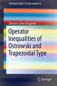 Operator Inequalities of Ostrowski and Trapezoidal Type