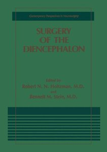 Surgery of the Diencephalon