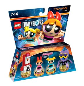 LEGO - Dimensions - Team Pack - Power Puff Girls (71346)