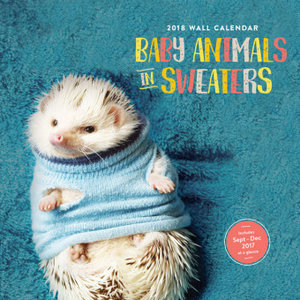 Baby Animals in Sweaters 2018