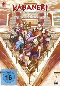 "Kabaneri of the Iron Fortress - DVD Movie 1 ""Sich versammelndes"