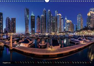 Dubai - Eine künstliche Stadt (Wandkalender 2020 DIN A3 quer)
