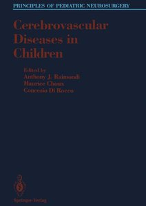 Cerebrovascular Diseases in Children