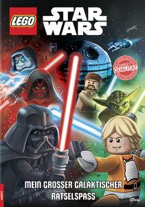 LEGO® Star Wars(TM) Mein großer galaktischer Rätselspaß