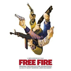 Free Fire:Original Motion Picture Soundtrack (2LP)
