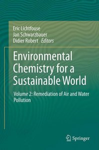 Environmental Chemistry for a Sustainable World