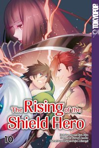 The Rising of the Shield Hero. Bd.10
