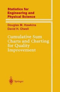 Cumulative Sum Charts and Charting for Quality Improvement