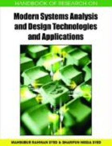 Handbook of Research on Modern Systems Analysis and Design Techn