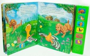 """Soundbuch """"Das wilde Hündchen"""""""