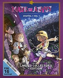 Made in Abyss - St. 1 Vol. 1 BD (Limited Collector\'s Edition)