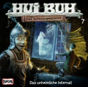 Das unheimliche Internat, 1 Audio-CD
