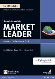 Market Leader Plus Upper Intermediate Coursebook with DVD-ROM an
