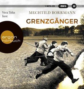 Grenzgänger, 1 Audio-CD, MP3