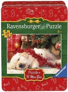 Disney Verschmuste Weihnachten (Kinderpuzzle)