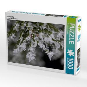 Eiskristalle 1000 Teile Puzzle quer