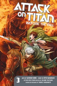 Attack on Titan: Before the Fall 03