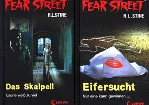 Fear Street Bundle - Grausige Gier