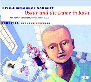 Oskar und die Dame in Rosa. 2 CDs