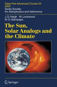 The Sun, Solar Analogs and the Climate